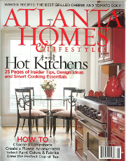 Atlanta Homes & Lifestyle Kitchen of the Year 2005